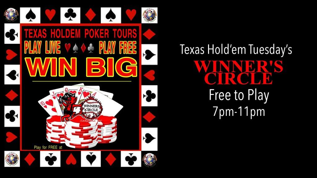 Tuesday Night - Poker Night