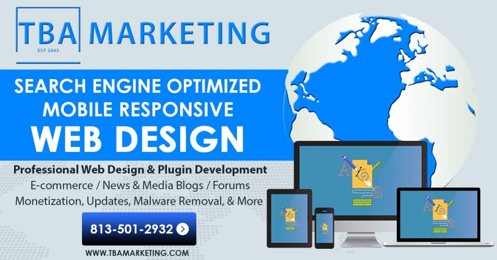 TBA Marketing - Web Design, Digital Marketing, Social Media