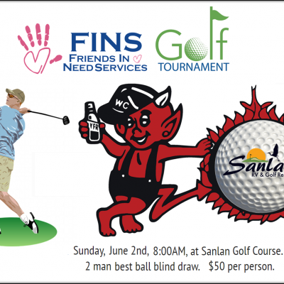 FINS - Golf Tournament - Sanlan June 2nd, 2019