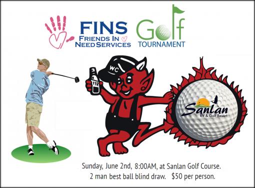 FINS - Golf Tournament - Sanlan June 2nd, 2019