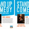Comedy Flyers - John J Murray & Kier - Winners Circle Sportsbar Lakeland, Florida