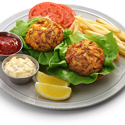Winners Circle - Crab Cakes