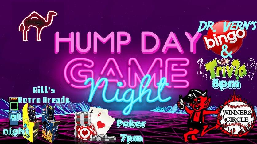 WC hump day game night